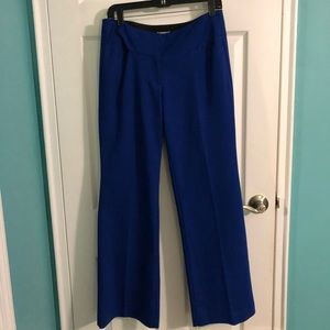 Royal Blue Express Pants